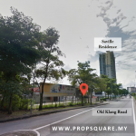 Proposed Serviced Apartment at Old Klang Road near Saville Residence (Avara Seputeh)