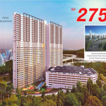 Suria Pantai RUMAWIP at Pantai Sentral Park priced at RM275,000