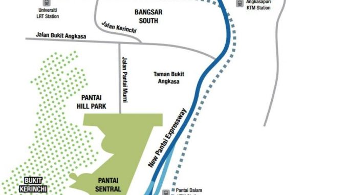 Suria Pantai Rumawip At Pantai Sentral Park Priced At