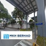 MKH proposed 507 units condominium near Taman Pertama MRT, Cheras