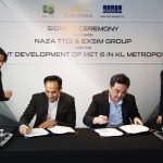 Naza TTDI and Exsim to jointly develop RM800mil MET 6 at KL Metropolis