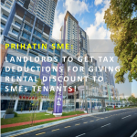 Landlords who give rental discounts to SMEs to get tax deductions under SME stimulus package