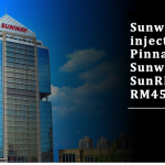 Sunway Injects The Pinnacle Sunway Into Sunway REIT For RM450mil