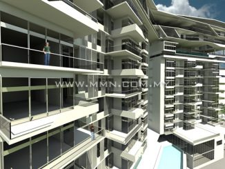Bangsar new condo Kapas Height
