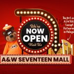 A&W opens first retro-themed outlet in Seventeen Mall, PJ