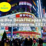 Don Don Donki to open first Malaysia store early next year