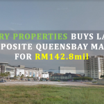 Ivory Properties buys land opposite Queensbay Mall in Penang