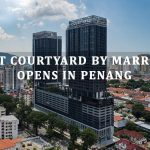 First Courtyard by Marriott opens in Georgetown, Penang