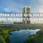 Desa ParkCity's Park Place saw over 86% of its units sold during priority sales event